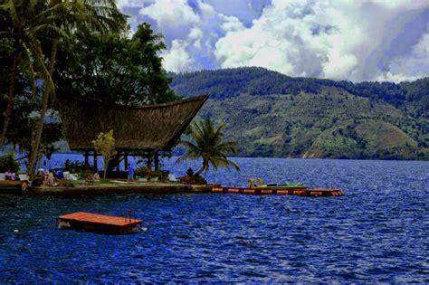 danau toba tempat wisata foto gambar wallpaper