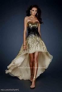 high low black and gold dresses Naf Dresses