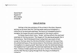 English Essay About Environment James Joyce Araby Essays Youtube Essay On Religion And Science also Descriptive Essay Thesis James Joyce Essay Ben Franklin Essays James Joyce Analysis The Dead  Essay Writing Examples English