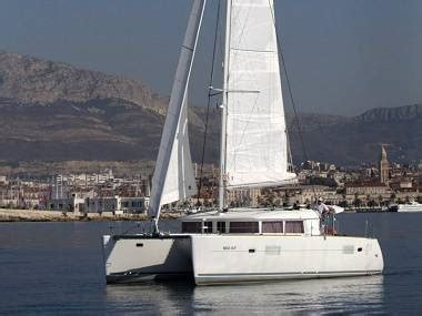 Catamaran Charter Hrvatska by Hrvatska Charter I Jedrenje Katamaran Lagoon 400 S2