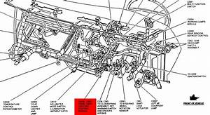 please tell me exactly where to find on the vehicle With 1997 crown victoria there a diagram thatbrake switchputing