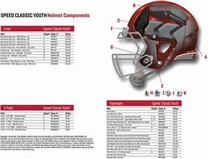 Sppss Riddell Face Masks Helmet Parts
