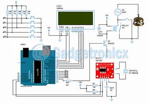 Automatic School Bell System Using Arduino