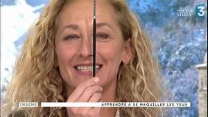 Apprendre A Se Maquiller Les Yeux : inseme 2 du 17 02 2017 maquillage les tutos de v ro ou apprendre se maquiller les yeux ~ Nature-et-papiers.com Idées de Décoration