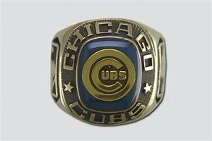Chicago Cubs Ring By Balfour Baseball MLB