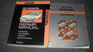 1989 Toyota Supra Repair Manual Rm115u Free Shipping With