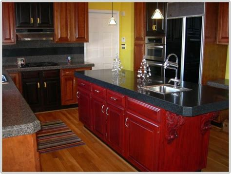 Kitchen Cabinet Refinishing Ideas  Cabinet  Home