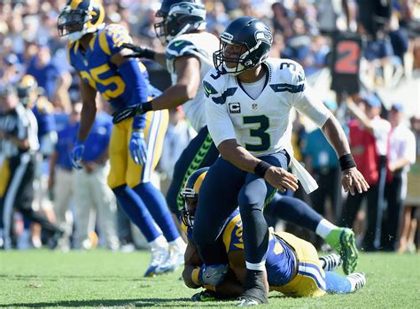 seattle seahawks  los angeles rams  prediction