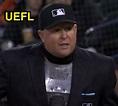 MLB Ejection 033 - Todd Tichenor (1; Ron Gardenhire ...