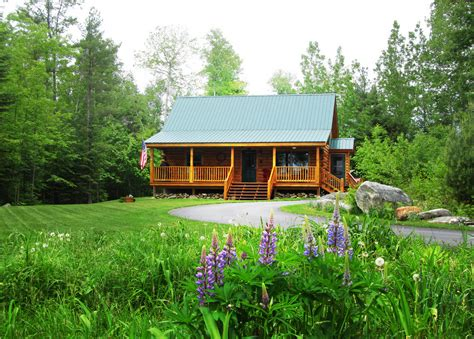 Woodland Log Cabin Home Plan By Coventry Log Homes, Inc
