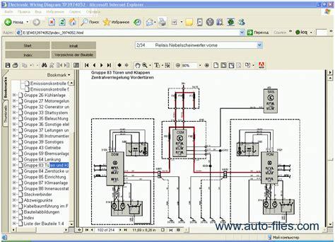 volvo ewd 2011a wiring diagrams