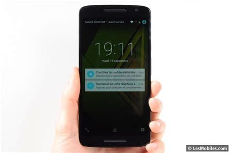 motorola moto x play android 6 0 1 marshmallow commence 224 234 tre d 233 ploy 233