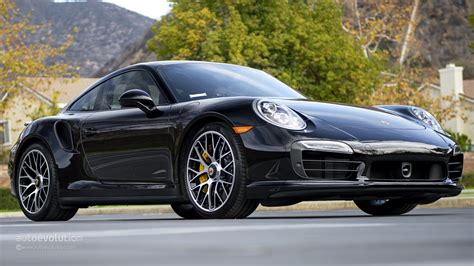 2014 Porsche 911 Turbo S Review