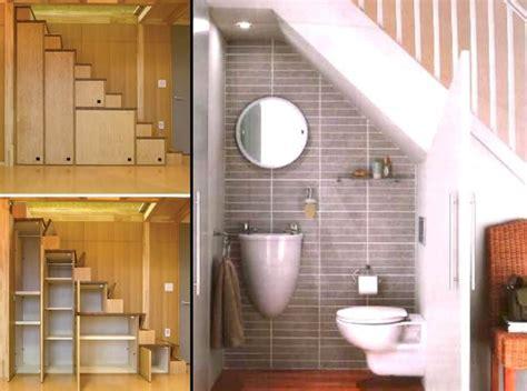 tiny house bathroom  stair idea tedx designs