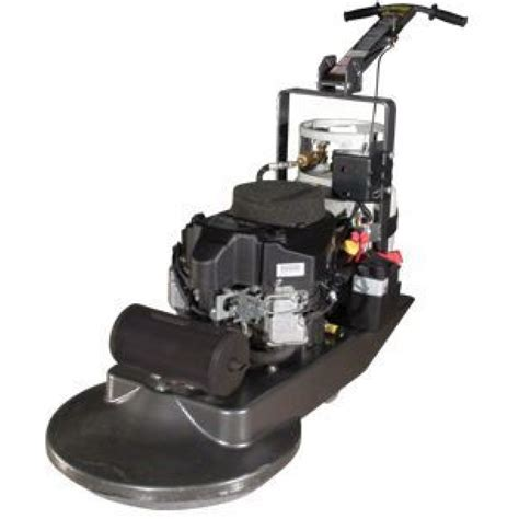 Propane Floor Buffer Burnisher by Pioneer Eclipse 21 Quot High Speed Propane Floor Burnisher