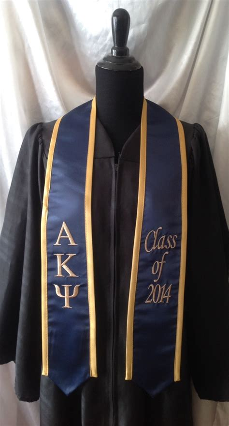 sash   graduation stoles  grad stoles  grad sashes