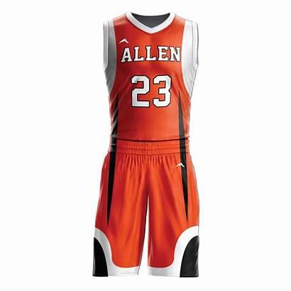 Basketball Uniform Pro Sublimated Elite Uniforms Specifications
