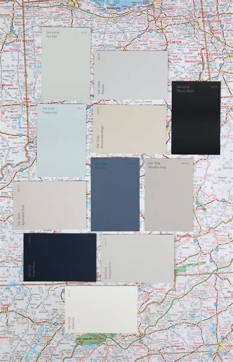 popular sherwin williams paint colors to make selecting
