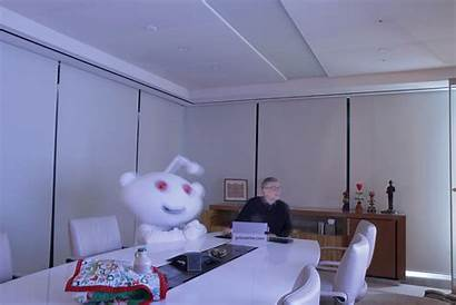 Reddit Gates Bill Snoo Ama Imgur Hololens