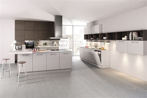 cabinets for the kitchen 2030 5081 taupe high gloss lacquer sherry oak pore 5081