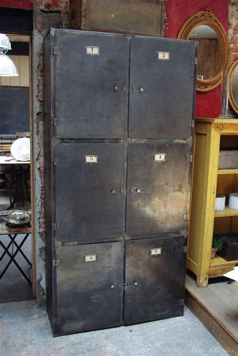 armoire industrielle des ann 233 es 30 6 portes par le