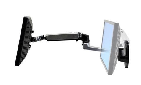 Lx Desk Mount Lcd Arm Manual by Ergotron Lx Wall Mount Lcd Arm An In Depth Review