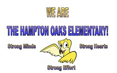 hampton oaks elementary homepage