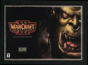 Warcraft Iii  Reign Of Chaos Collector U0026 39 S Edition - Wowpedia