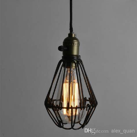 discount vintage wrought iron pendant lighting small iron