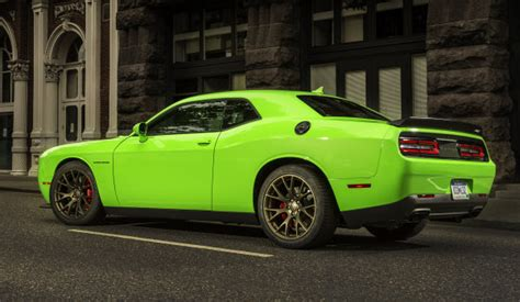 The 2015 Dodge Challenger Srt Hellcat Weighs How Much