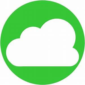 Clipart - Cloud Icon