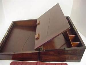 vintage desks and lap desk on pinterest With antique letter writing desk