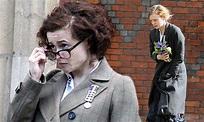 Helena Bonham Carter and Carey Mulligan film scenes for ...