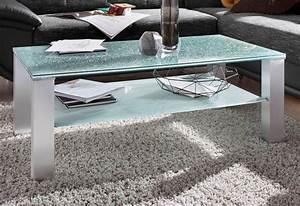 Couchtisch Glas Grau : couchtisch rechteckig mit crashglasplatte kaufen otto ~ Markanthonyermac.com Haus und Dekorationen