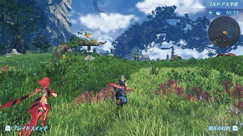 Xenoblade Chronicles 2 Screenshots Nintendo Everything