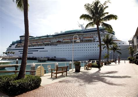 Picture Of Key West Cruise Ship