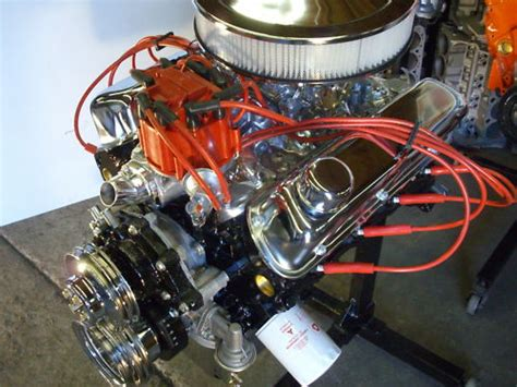 ford   hp crate engine turnkey package