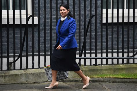 Priti Patel offered Theresa May a 'fulsome apology' after ...