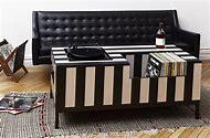 Vinyl Record Coffee Table