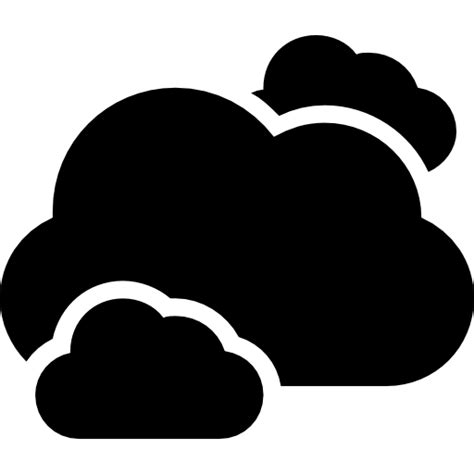 Explore more trendy designs of svg cut files for your cutting machine or personal projects! Clouds black storm weather symbol - Free weather icons