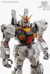 Gundam Guy  Prime Series  Po1 1  28 Rx-178 Gundam Mk-ii  Garage Kit