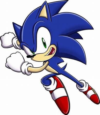 Sonic Transparent Deviantart