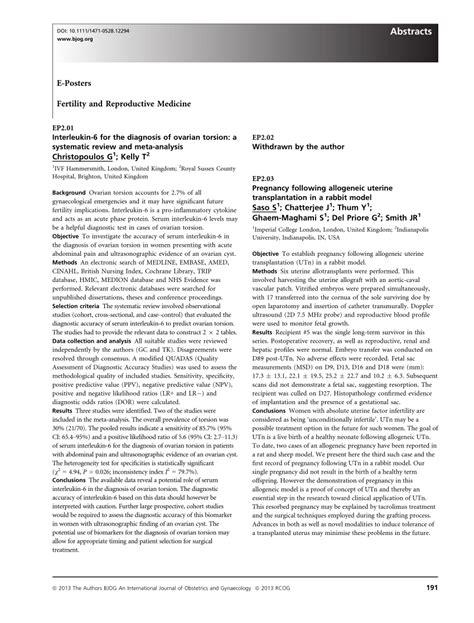 (PDF) Cost-effectiveness of total laparoscopic ...