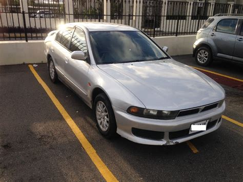 Galant 2002 For Sale by 2002 Mitsubishi Galant Gdi For Sale In Town St