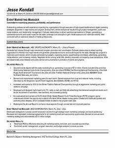 marketing director resume summary - 28 images - sales ...