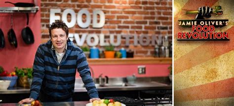 programme cuisine tv oliver s food revolution serving up a side of