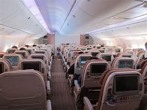 Qatar Airways 777 Economy Going 10 Abreast