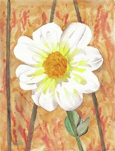 Single Flower Watercolor | www.imgkid.com - The Image Kid ...