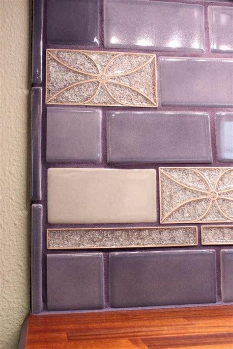 purple tiles kitchen 25 best ideas about lavender kitchen on 1691