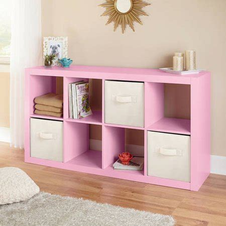 Maybe you would like to learn more about one of these? Better Homes and Gardens 8 Cube Storage Organizer ...